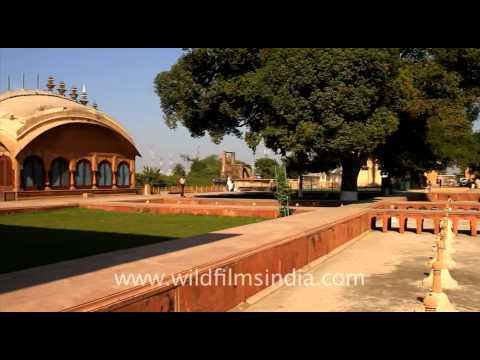 Deeg palace of Rajasthan