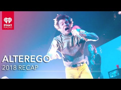 iHeartRadio ALTerEGO 2018 Recap Mp3