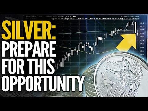 SILVER INVESTORS: Prepare For This Opportunity