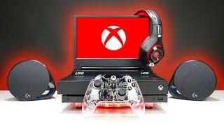 Pimp My Xbox One X