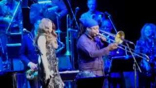Melanie performed at the Royal Albert Hall in London on 29-30 Nov 2...