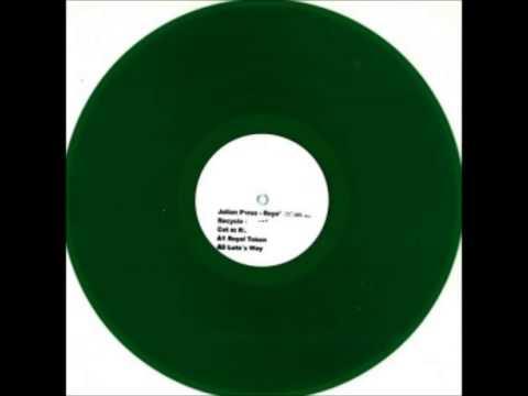 REV001 Julian Perez -  Royal Token (Recycle Records)