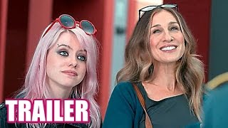 All Roads Lead To Rome Official Trailer #1 2016   Sarah Jessica Parker, Rosie Day Movie HD