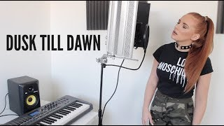"""ZAYN ft. Sia - """"Dusk Till Dawn"""" Cover by Red"""