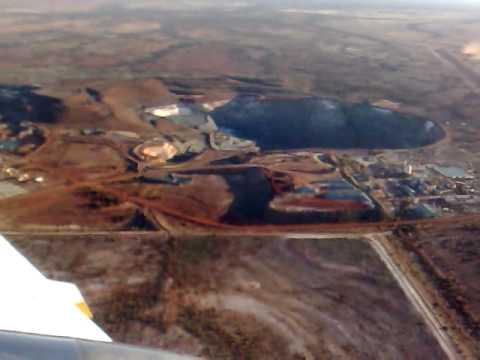Plutonic Gold Mine Wetsern Australia