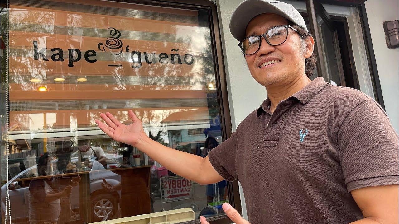 Kape_'gueño ng mga Batangueño. Affordable Quality Coffee