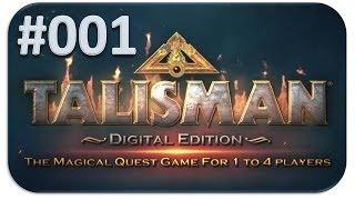 Let's Play Talisman (Digital Edition) - #001 [deutsch/german] [HD]