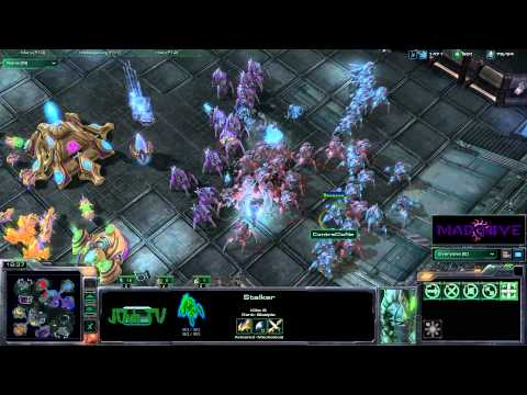 3v3 - The Perils of Fermented Dairy - Starcraft 2