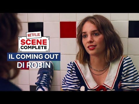 Stranger Things   Robin fa coming out con Steve   Netflix Italia