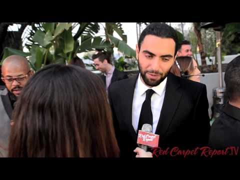 Farshad Farahat, Argo, at the 21st Annual Movieguide® Awards