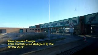 Будапешт. Travel around Europe. From Bratislava to Budapest by Bus. ORANGE ua