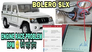 BOLERO SLX Engine Race Problem BS4