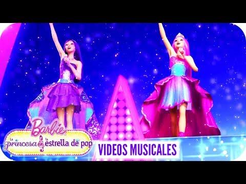 Ahora Soy (Versión Ha*Ash) | Video Musical ft. Ha*Ash | Barbie™ La princesa y la estrella de pop