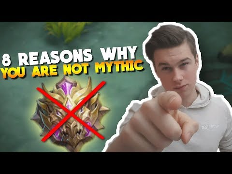 8 Things You Are Doing WRONG in Mobile Legends! (Tips & Tricks)
