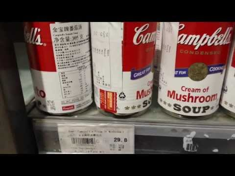 Proof: Foreign Food Prices in China Extremely High.