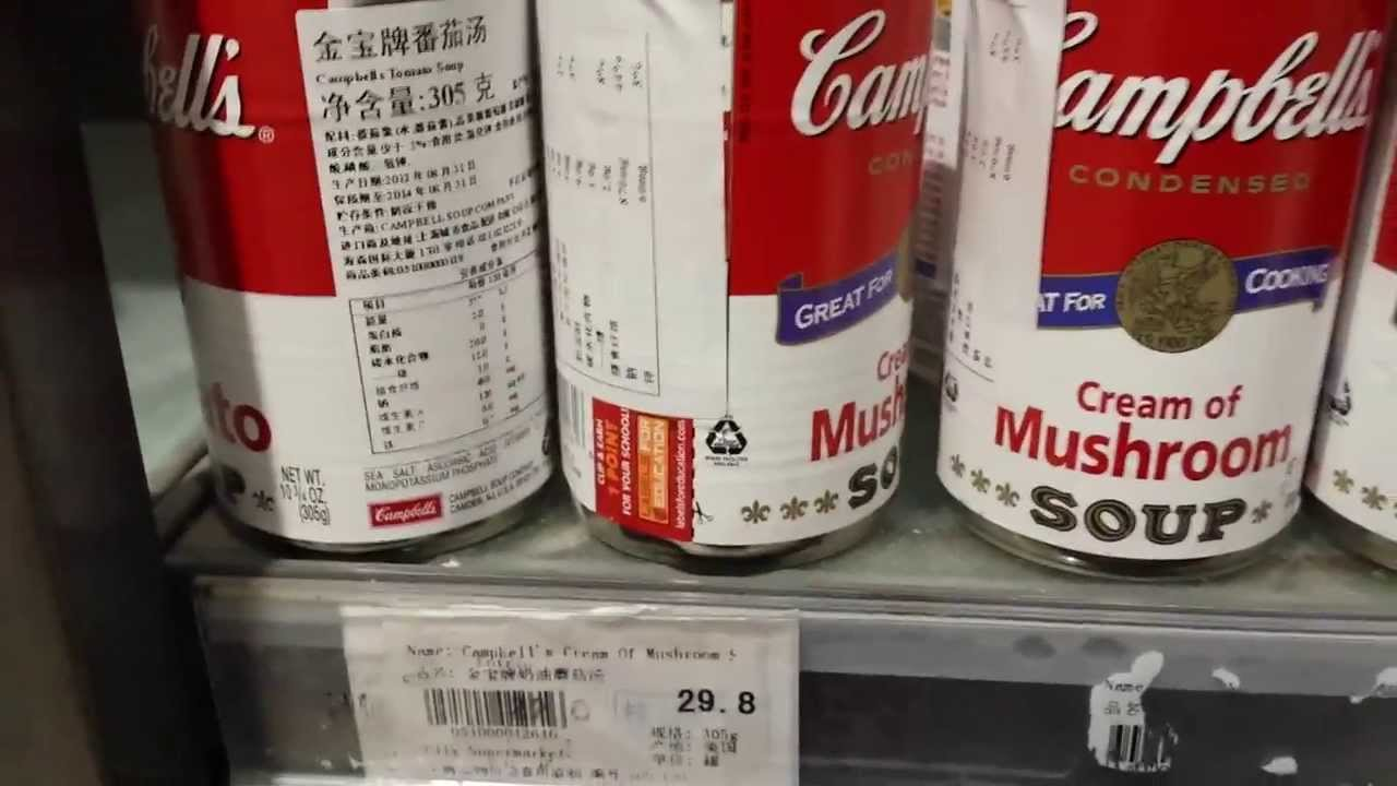 Proof  Foreign Food Prices in China Extremely High. - YouTube f2356ba63d48a