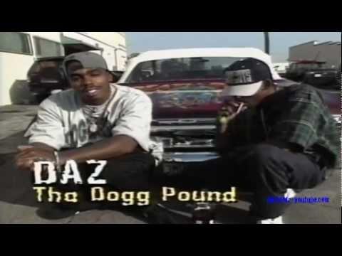 Death Row Footage- Daz,Kurupt ...  Snoops Trial