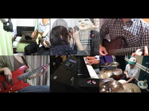 [HD]Tamayura~hitotose~ OP [Okaerinasai] Band cover