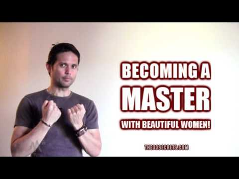 HOW TO BECOME A MASTER AT PICKING UP & ATTRACTING BEAUTIFUL WOMEN - BY MATT CROSS ( AKA M* )