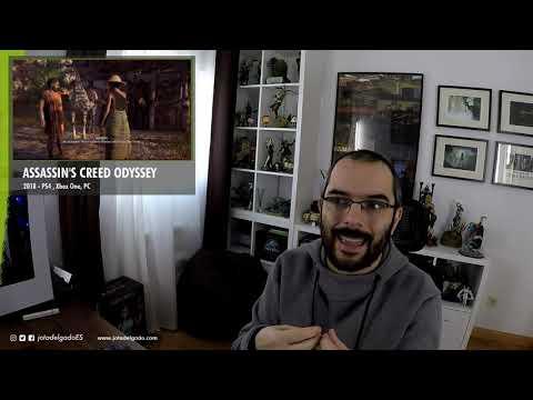 Assassins Creed Odyssey - Análisis / Review - NO SPOILERS - jotadelgado.com
