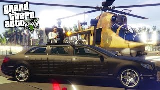 GTA Online: 3 New VIP Modes, Tips and Payouts - Airfreight, Headhunter & Haulage (GTA 5 VIP Work)
