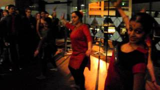 Classical Indian Dance Club -  World Warwick Global International performance