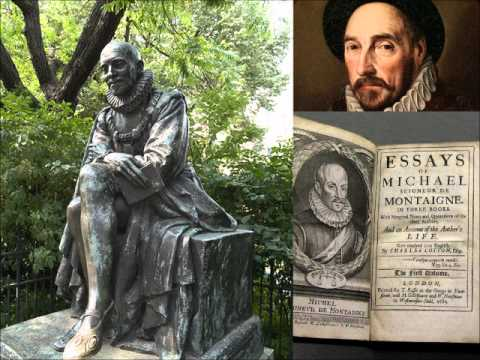 Michel de Montaigne (1533-1592) Sarah Bakewell interview