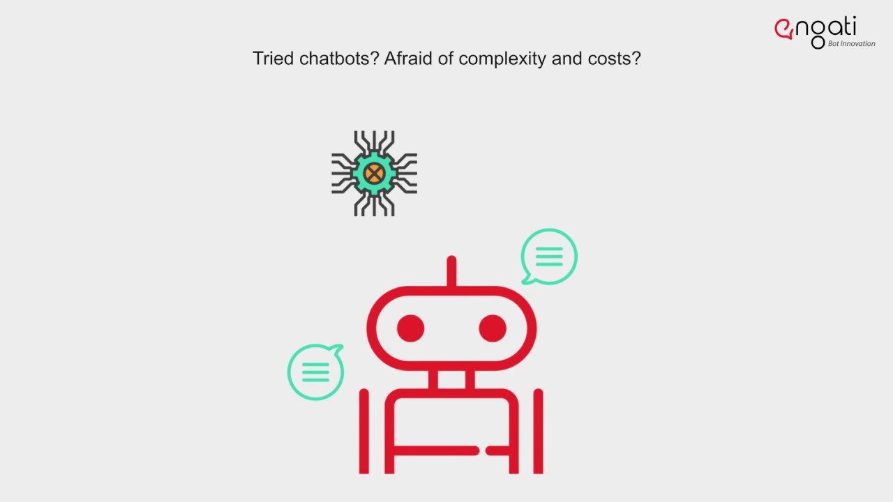 Build a chatbot in 10 mins on 12 platforms|Engati Video Tutorials