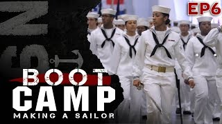 Boot Camp Making a Sailor - Episode 6