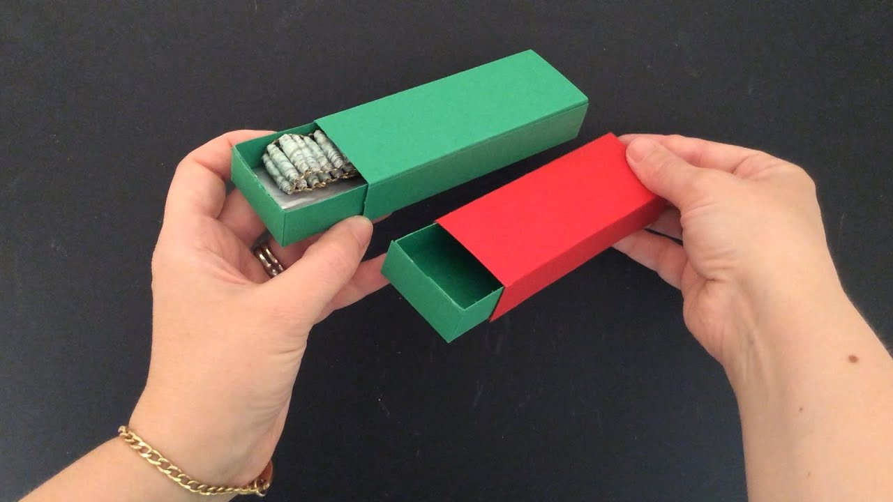 How To Make Origami Jewelry Box