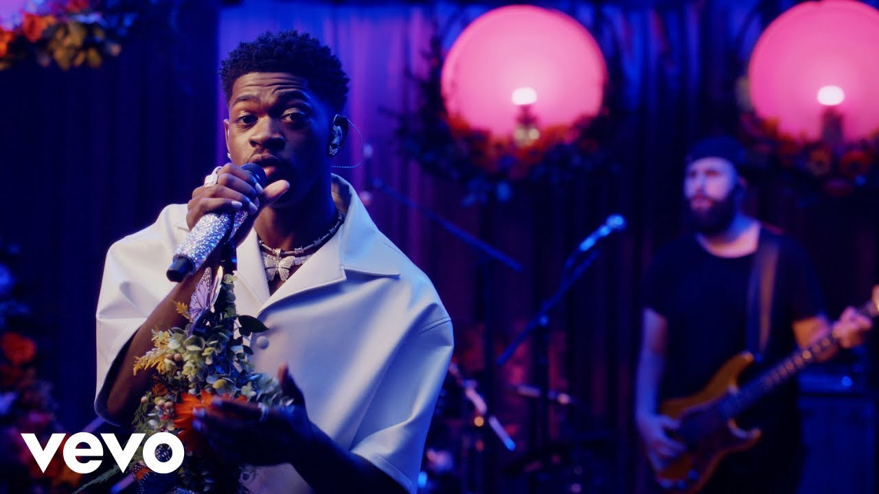 Download Lil Nas X - THATS WHAT I WANT in the Live Lounge