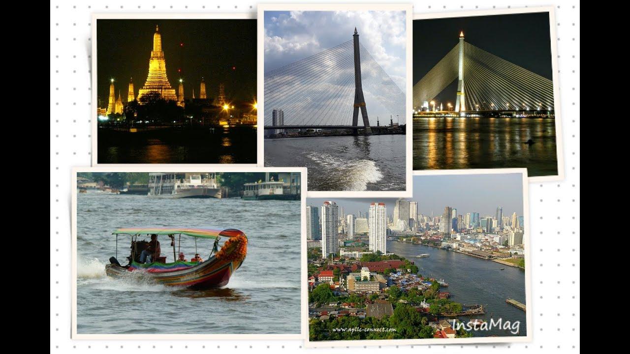 Bangkok's Great Chao Phraya River