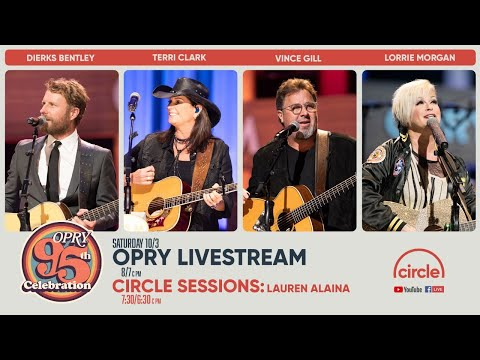 Live From The Grand Ole Opry