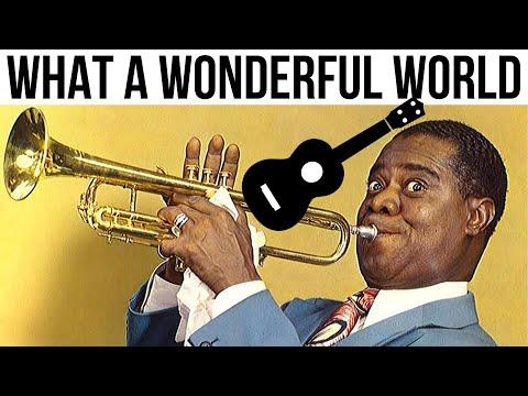 What a Wonderful World (Ukulele Solo)