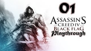 Assassin's Creed IV: Black Flag Playthrough Sequence 1/2 - Memory 01 - Lively Havana