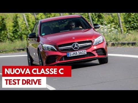 Nuova Mercedes-Benz Classe C | Test Drive delle versioni berlina, sw, coupé, cabrio e AMG