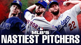 MLB Nasty Pitchers (These pit¢hers make hitters look foolish)