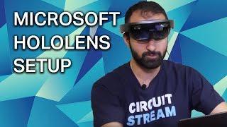 Erfahren Sie, Wie Sie Ihre Hololens für Gebäude AR-Apps in Weniger Als 10 Minuten
