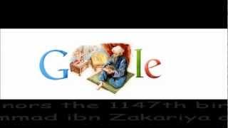 Muhammad ibn Zakariya al-Razi 1147th birthday Google Doodle