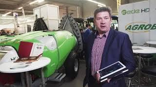 Opryskiwacze sadownicze Fede - Nowoczesne, ekonomiczne opryskiwacze  dostępne w Agrobard