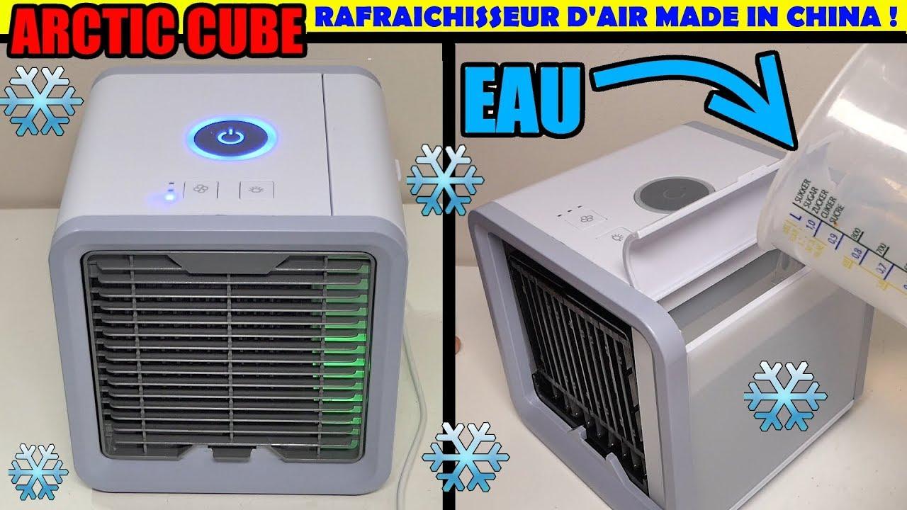 arctic air cube rafra chisseur d 39 air made in china ca marche humidificateur pas un. Black Bedroom Furniture Sets. Home Design Ideas