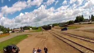 Stettler RC-FPV train station and Sorge