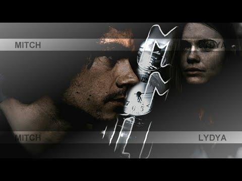 ✿ Mitch Rapp & Lydia Martin × K I L L M E