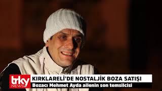Trakya'nın Son Sokak Bozacısı Mehmet Ayda