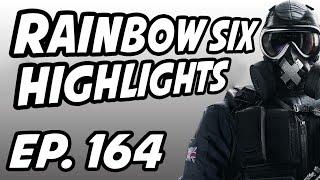 Rainbow Six Daily Highlights | Ep. 164 | KingGeorgeTV, TeosGame, KiXSTAR, TangyD, CCSeSports