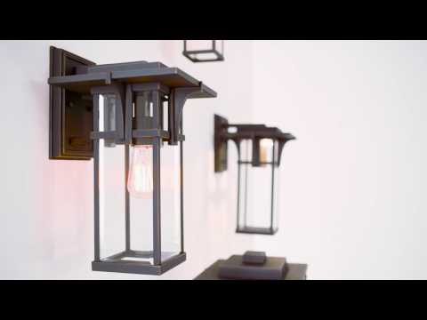 The Manhattan Outdoor Collection by Hinkley Lighting