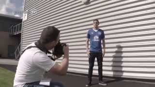 Behind-The-Scenes: Ramiro Funes Mori's First Day