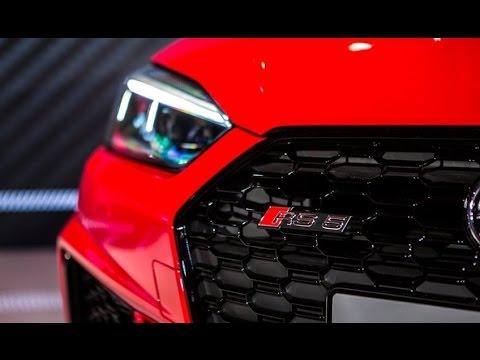Audi Sport Family Portrait - R8, RS3, RS5. TT RS