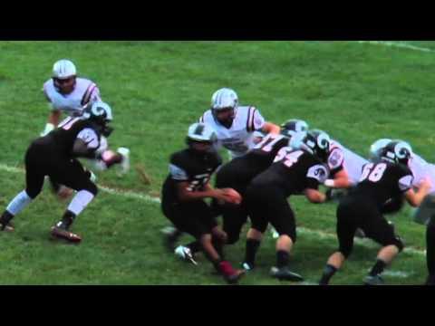 Score On Air High School Football - Whitehall Vs Columbus Academy 2015