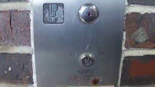 Trodella elevator at the Emerson Hospital parking garage in Co…